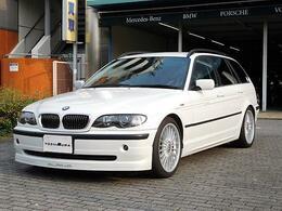 BMWアルピナ B3ツーリング S ツーリング 右H 最終モデル