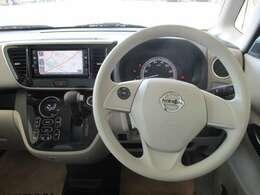 運転席からの視界が左右に広く隅々まではっきりと見渡せます。クルマの前端も把握しやすく安心して運転できます⇒一度乗って確認してみて下さい