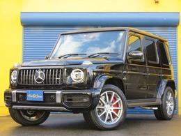 メルセデスAMG Gクラス G63 4WD AMG EXC 1オーナー禁煙黒革シート