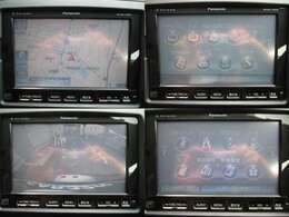 純正HDDナビ装備♪ CD FM AM AUX フルセグTV バックカメラ♪