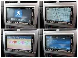 オキシゴには純正HDDナビが装備されております♪画面もクリアで運転中も確認しやすいです♪DVDの視聴もお楽しみ頂けます♪ミュージックサーバーも搭載されておりますのでお好きな音楽を録音してください♪