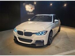 BMW 3シリーズ 320d Mスポーツ サンルーフ・19AW・ダコタレザーシート