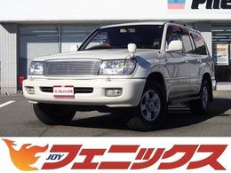 トヨタ ランドクルーザー100 4.2 VXリミテッド ディーゼルターボ 4WD ワンオーナー社外SDナビフルセグBカメラ