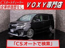 トヨタ ヴォクシー 2.0 ZS 煌 1オーナー/後席モニター/両側電動ドア