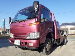 トヨタ ダイナ 4wdレッカー車センチュリー411