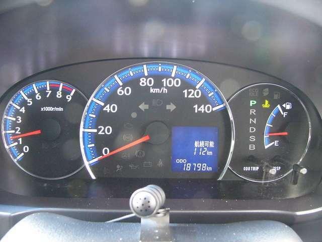 走行18.798km 安心の車検整備/1年保証付です