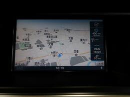 日本人向けにデザインされた見易いマップです