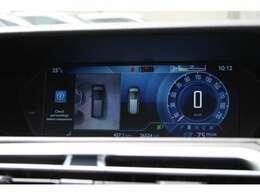 360度ビューカメラを装備しております。駐車時に最適のアイテムです。