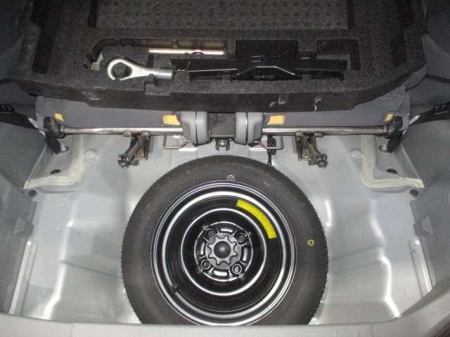 Aプラン画像:☆スペアタイヤを積載しています!!緊急時は安全な場所へ移動してから作業して下さい。