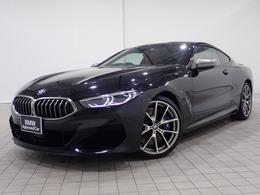 BMW 8シリーズ M850i xドライブ 4WD 認定中古車 全国1年保証付4.4LV8エンジン