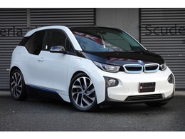 BMW i3 レンジエクステンダー 装備車 禁煙車 本革シート