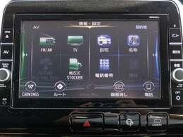 MM516D-Lナビ(SD方式):CD・DVD・Bluetooth再生機能付なので、好きな音楽を聴きながら楽しいドライブガ可能です♪またフルセグTVチュ-ナ-内蔵ですので高画質にてTVの視聴も可能です!