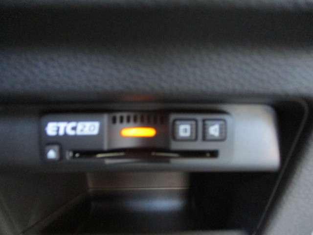【ETC】車にはかかせないETCもしっかり装備されていますよ!もちろんセットアップ致します!(別途料金)
