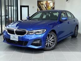 BMW 3シリーズ 320i Mスポーツ 弊社デモカー 黒革LED ACC 純正ナビ