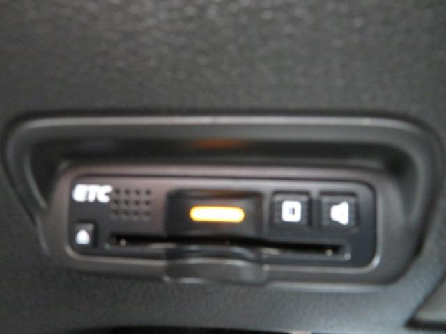 高速利用時の便利な装備。ETC装備。ETCカードお持ちでない方には「ホンダCカード」がおススメです!