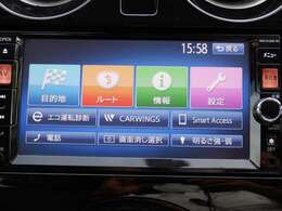 MM312D-Wナビ(SD方式):CD・DVD・Bluetooth再生機能付なので、好きな音楽を聴きながら楽しいドライブガ可能です♪またフルセグTVチュ-ナ-内蔵ですので高画質にてTVの視聴も可能です!