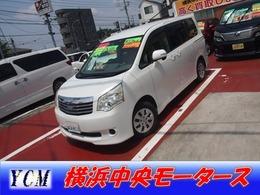トヨタ ノア 2.0 X Lセレクション 両側電動スライドドア 7人乗り