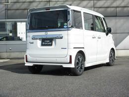安心の東海マツダ認定ユーカー 2020年式、 長い安心の新車保証継承整備付きのフレアワゴンです!!!人気のピュアホワイトパール!走行約910km嬉しい両側電動スライドドア装備です♪