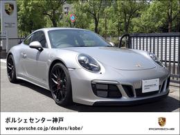 ポルシェ 911 カレラ GTS PDK ワンオーナー 新車保障継承 禁煙車