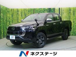 トヨタ ハイラックス 2.4 Z ディーゼルターボ 4WD 登録済み未