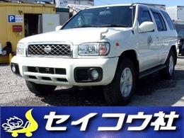 日産 テラノ 3.3 ワイド R3m-X 4WD ワイドボディー 4WD 背面タイヤ AT