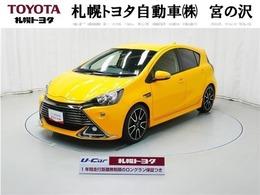 トヨタ アクア 1.5 G G's セーフティーセンス メモリナビ
