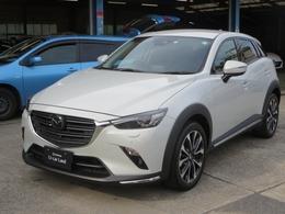 マツダ CX-3 2.0 20S プロアクティブ Sパッケージ 4WD Pシートヒ-タ-MRCC