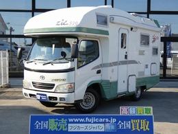 トヨタ カムロード バンテック ジル520 FFヒーター 2段ベッド