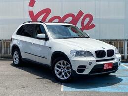BMW X5 xドライブ 35d ブルーパフォーマンス 4WD サンルーフ LEDヘッドライト 黒本革シート