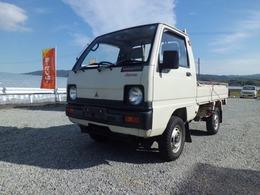 三菱 ミニキャブトラック 660 スタンダード 三方開 4WD