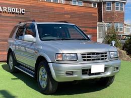 いすゞ ウィザード 3.2 タイプS 1オーナー 8ナンバー キャンピング登録