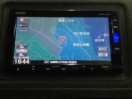 ホンダ純正「VXM-175VFi」装備しております。Bluetooth対応・DVD再生・フルセグ・対応です。