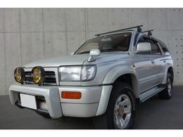 トヨタ ハイラックスサーフ 2.7 SSR-X ワイドボディ 4WD サンルーフ ETC