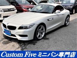 BMW Z4 sドライブ 23i Mスポーツパッケージ 赤本革スレ無 19インチ メモリーシート