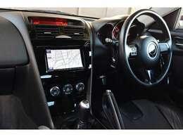 オートライト オートワイパー RS専用レッドステッチ内装 DSC スーパーLSD HIDヘッドライト 35N スパークリングブラックマイカ 圧縮測定済み DVDビデオ再生可