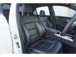 ★【黒革パワーシート&ヒーター】運転席シートのコンディションをご確認下さい!!★