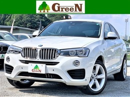 BMW X4 xドライブ28i 4WD 黒革衝突軽減アダプティブLED腰下同色