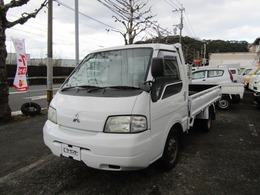 三菱 デリカトラック 1.8 DX リヤダブルタイヤ 全塗装済 オートマ 積載量1t