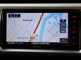 ケンウッド7型SDナビゲーション搭載★DVD再生・Bluetooth等機能も充実しております。