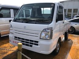 スズキ キャリイ 660 KCエアコン・パワステ 3方開 2WD