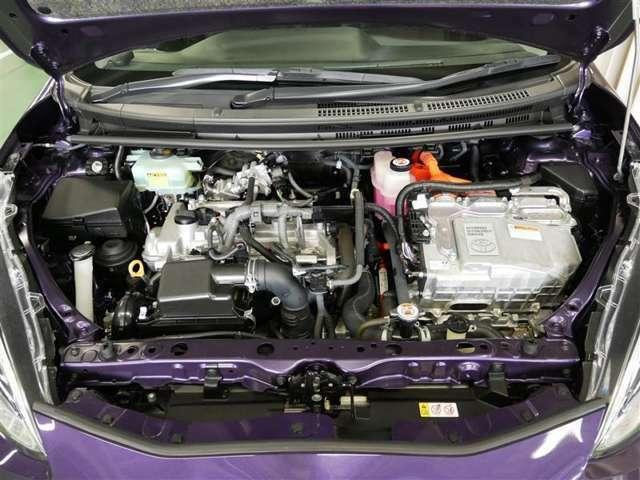 1.5L ガソリンエンジン+HV
