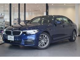 BMW 5シリーズ 523d xドライブ Mスピリット ディーゼルターボ 4WD HDDナビ弊社デモカーLEDライト18AWフルセグ