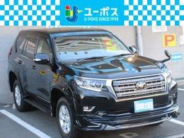 トヨタ ランドクルーザープラド 2.7 TX 4WD WALDエアロフェンダー コンビハンドル