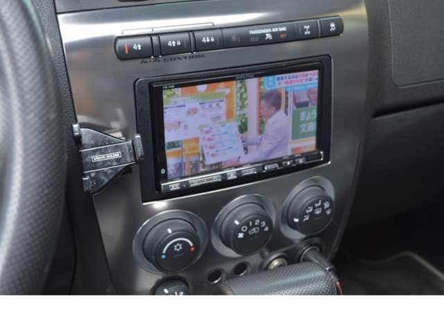HDDナビ・地デジ (ALPINE VIE-X08)