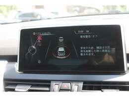 衝突軽減ブレーキや車線逸脱警告などインテリジェントセーフティ装備。