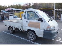 トヨタ タウンエーストラック 1.8 DX シングルジャストロー スチールデッキ 三方開 低床5速MT