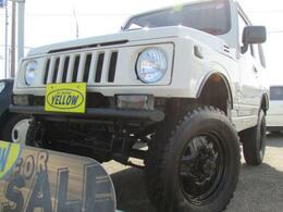 スズキ ジムニー HC ターボ 4WD・5MT 公認リフトアップ