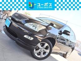 トヨタ ハリアー 2.4 240G プレミアムLパッケージ メーカーHDD/Rカメラ/黒レザー