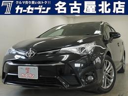 トヨタ アベンシスワゴン 2.0 Li 衝突軽減/レーンアシスト/クルコン/ナビ