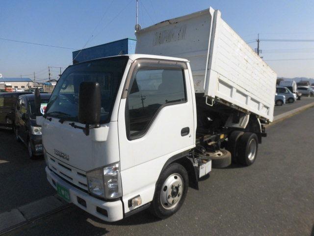 車両総重量4975kg新免許対応です。最大積載量1850kgです。